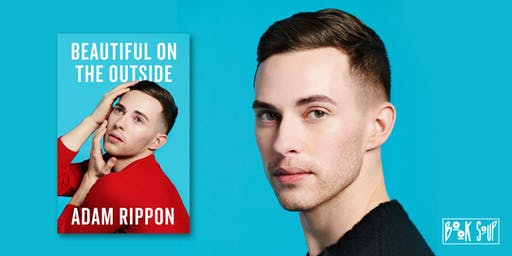 Olympic Figure Skater Adam Rippon signs memoir, Beautiful on the Outside