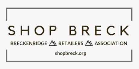 Breckenridge Retail Association Membership tickets