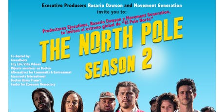 North Pole Boston Premier / El Polo Norte Estreno de Boston tickets