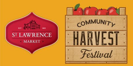 St. Lawrence Market Community Harvest Festival tickets