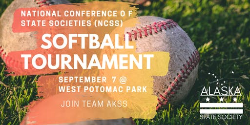 All State/Territories Softball Tournament - Team AK Registration