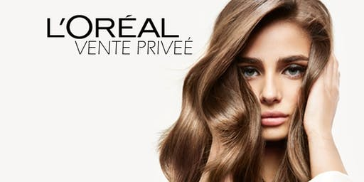 Vente Priveé L'Oréal Luxe Make Up
