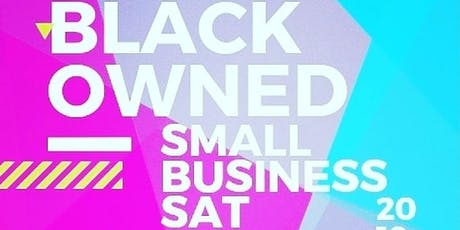 Black Owned Small Business Sat ATL November 2, 2019 tickets