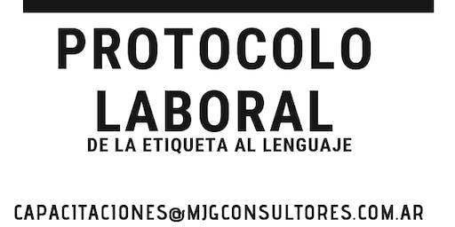 Protocolo laboral & Comercial