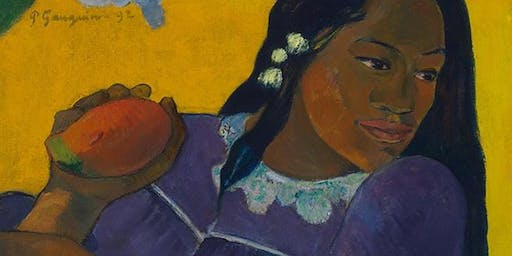 Gauguin -  Genius or Madman. Talk by Eveline Eaton