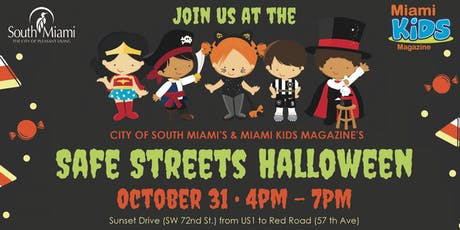 Spooktacular Safe Streets Halloween Party tickets