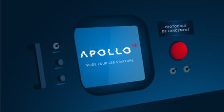 Guide de startups Apollo13- Lancement du chapitre 3 : Saines Habitudes tickets