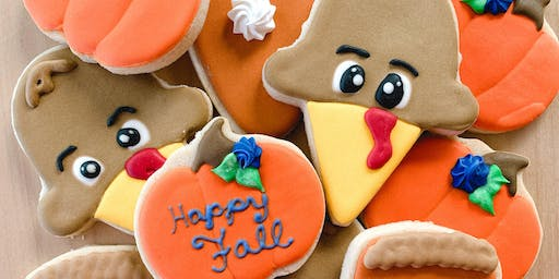 Fall Sugar Cookie Class II