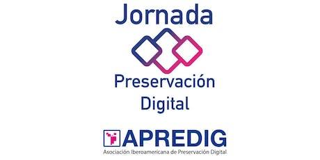 Jornada de Preservación Digital APREDIG  - Saltillo 2019 entradas