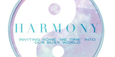 Harmony - A Wellbeing Beauty Workshop with Clíona + Jenna tickets