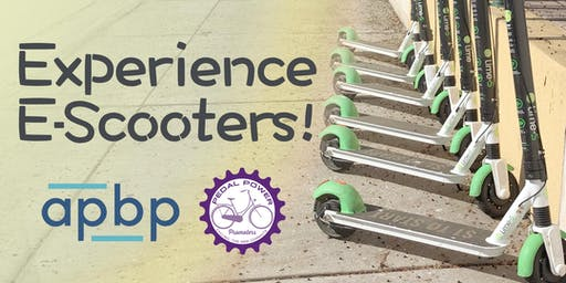 Experience E-Scooters!