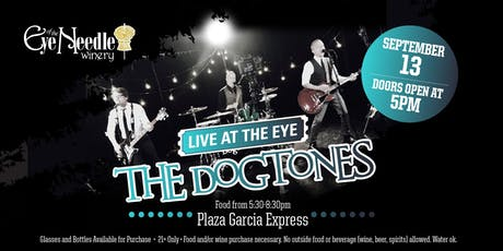 LIVE at the Eye:  The Dogtones tickets
