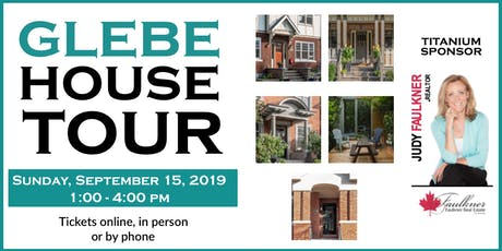 Glebe House Tour tickets