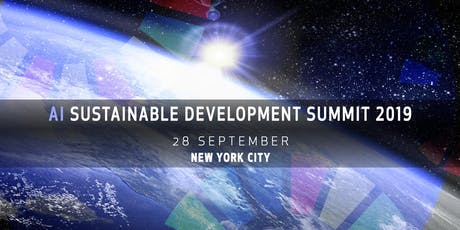 AI Sustainable Development Summit tickets