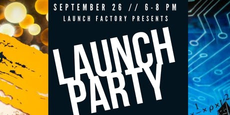 Launch Party - Experience Coworking Minus the Working tickets