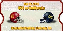USC vs Cal Game Watch
