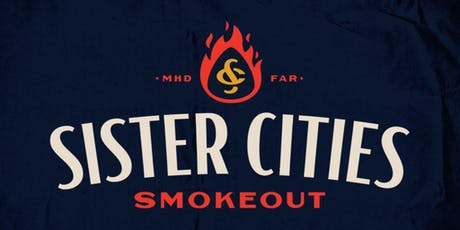 Sister Cities Smokeout tickets