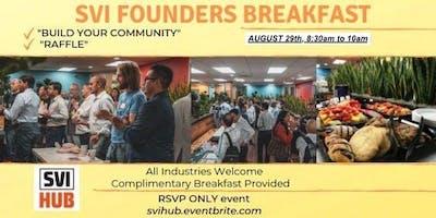 SVI Founders Breakfast