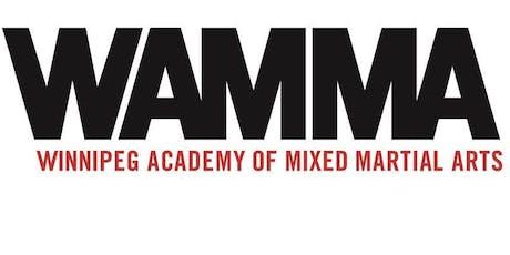 WAMMA's Introdution to Brazilian Jiu-Jitsu (6 week program)  billets