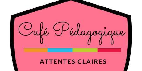 Café pédagogique: L'index : Établir des attentes claires billets