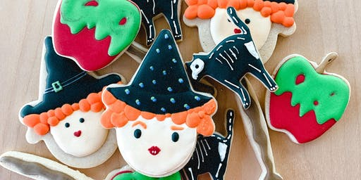 Halloween Sugar Cookie Class II