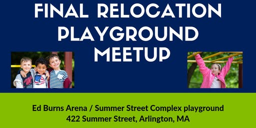 Playground Meetup for New ISB Maternelle & Lower School Families