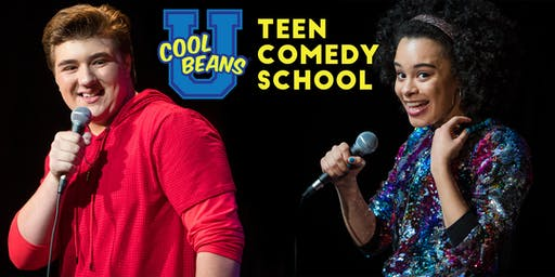 Teen Cool Beans U Hollywood: Classroom to Stage in 6 Weeks! Last 2019 Class