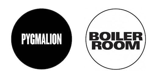 Boiler Room Dublin at Pygmalion
