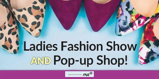 Ladies Fashion Show & Pop-up Shop