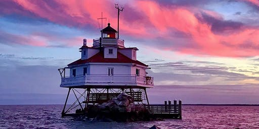 Thomas Point Shoal Lighthouse - Keep The Light Shining