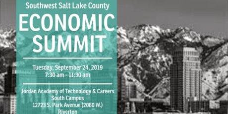 3rd Annual Southwest Salt Lake Valley Economic Summit tickets