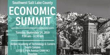 3rd Annual Southwest Salt Lake Valley Economic Summit