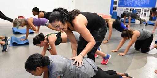 Yoga + HIIT Class