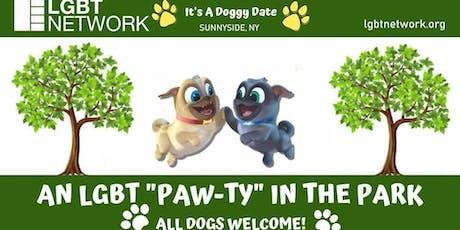 Dog Park PAWty in Astoria!  tickets
