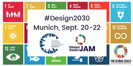 Global Goals Jam Munich Tickets