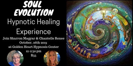 Soul Evolution - Hypnotic Healing Experience tickets