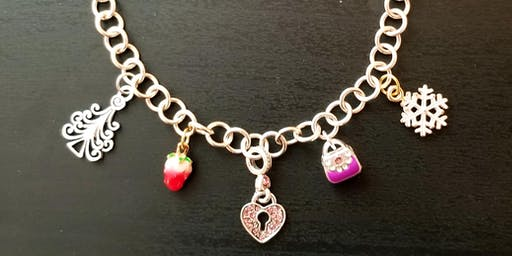Make and Take: Sterling Silver Charm Bracelet