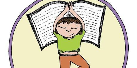 Biblio jeunesse: Les yogistoires / Yoga Stories billets