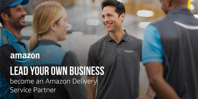 Amazon Delivery Service Partner Information Session - Iowa City, IA