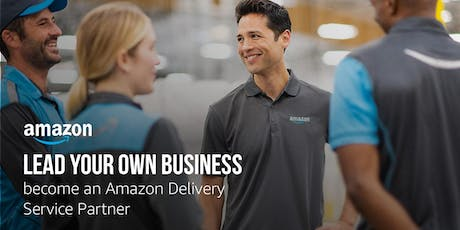 Amazon Delivery Service Partner Information Session - Kansas City, MO tickets