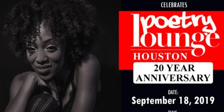 WEGO LIVE: Poetry Lounge Houston 20 Year Anniversary (Nikia J'Nae) tickets