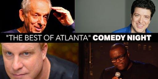 """MadLife Presents Atlanta's Best"" Comedy Night"
