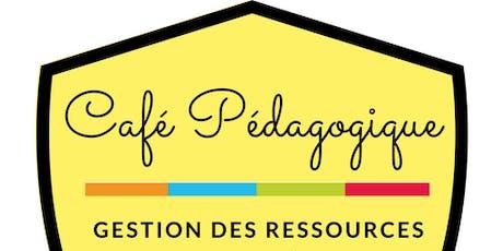 Café pédagogique: Le pouce : Gérer les ressources billets