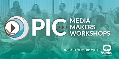 PIC Media Makers Workshop