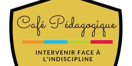 Café pédagogique: L'auriculaire : Intervenir face à l'indiscipline billets