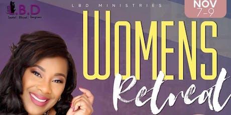 Women's Retreat 2019 tickets