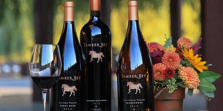 Tamber Bey Wine Dinner with CDK Dinner Society  tickets