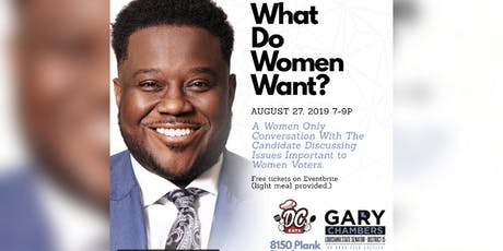 What Do Women Want? tickets