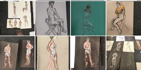 Drop-in Life Drawing in the City Centre tickets