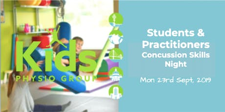 Students and Practitioners Concussion Skills Night tickets